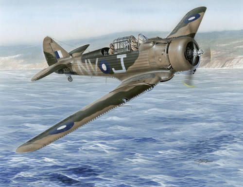 Special Hobby CAC CA-9 Wirraway