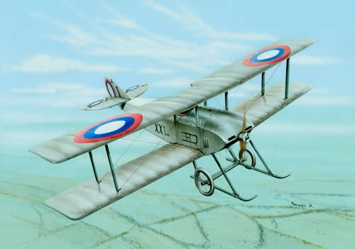 Special Hobby Lebed VII 'Russian Sopwith Tabloid'