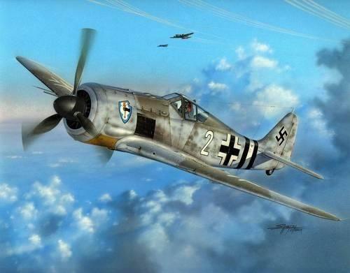 Special Hobby Focke Wulf Fw 190A-6 'Early Sturmbirds'