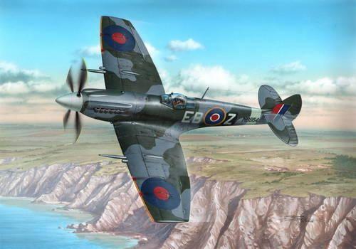Special Hobby Supermarine Spitfire Mk.XII