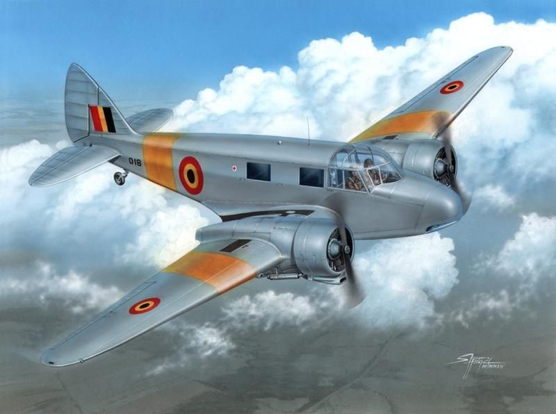 Special Hobby Airspeed Oxford Mk.I/II Foreign Service