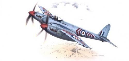 Special Hobby De Havilland DH. 103 Hornet F. MK. 1