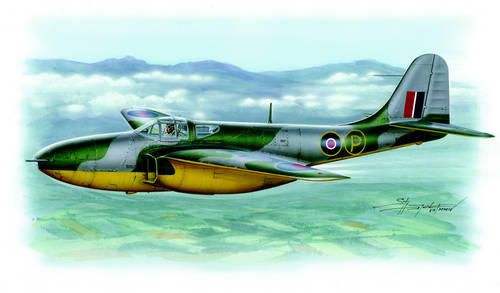 Special Hobby Bell YP-59 Airacomet Pre-production Version