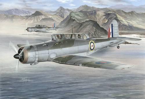Special Hobby Blackburn Skua Mk.II