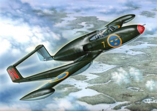 Special Hobby Saab J-21R