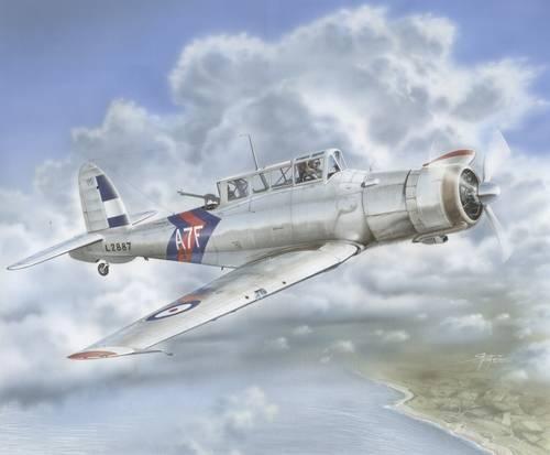 "Special Hobby Blackburn Skua Mk.II ""Silver Wings"""