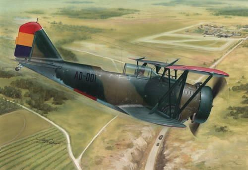 "Special Hobby G-23 Delfin ""Spanish Civil War"""