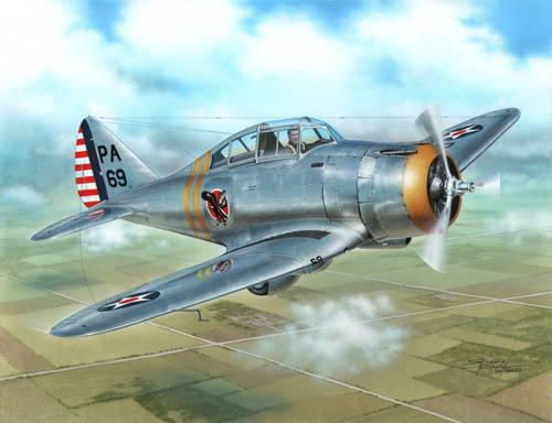 Special Hobby P-35 Silver Wings Era