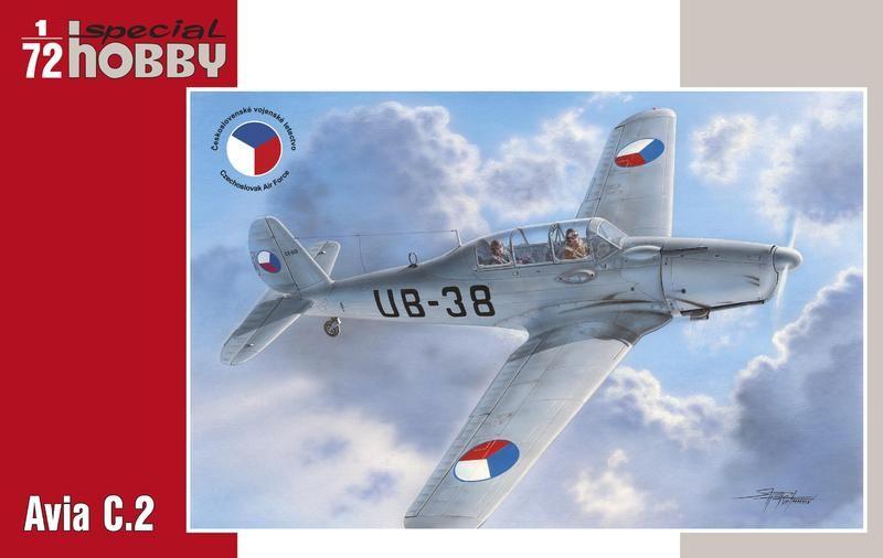 Special Hobby Avia C.2