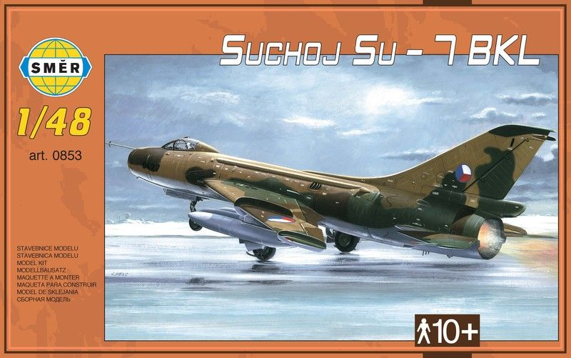 Smer Sukhoi Su-7BKL
