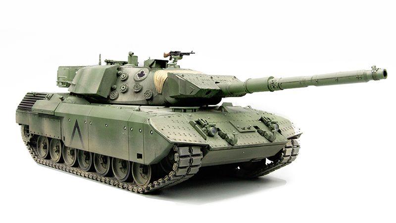 Takom Canadian MBT Leopard C2 MEXAS