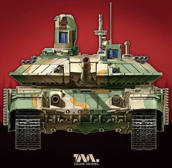 Tiger Model Russian T-90MS MBT