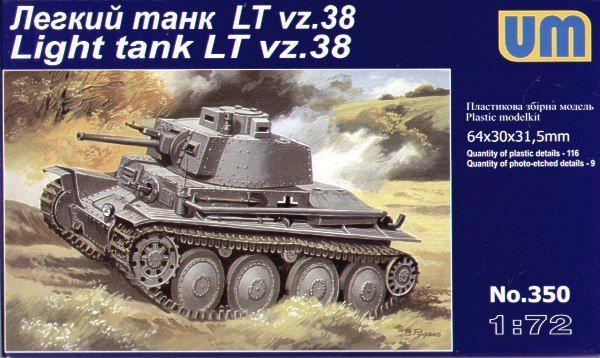 Unimodels LTvz38 ''Praga''