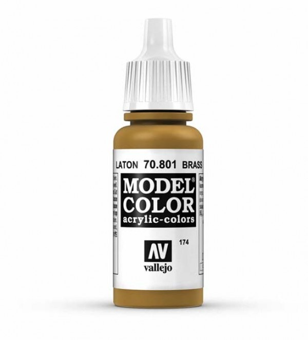 Vallejo Model Color 174 Brass