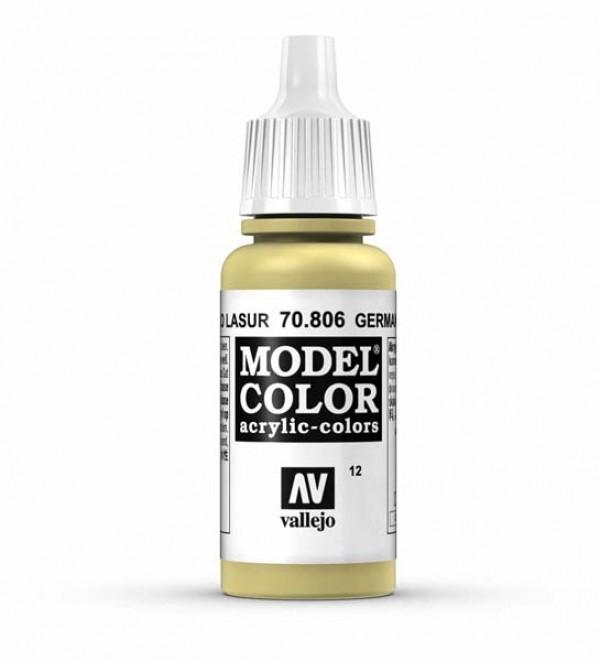 Vallejo Model Color 12 German Yellow