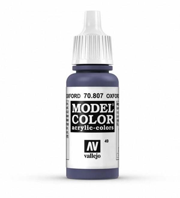 Vallejo Model Color 49 Oxford Blue
