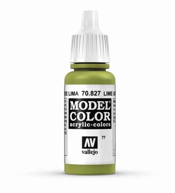 Vallejo Model Color 77 Lime Green