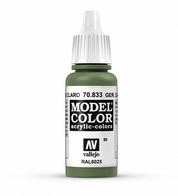 Vallejo Model Color 80 German Cam. Bright Green