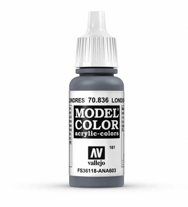 Vallejo Model Color 161 London Grey