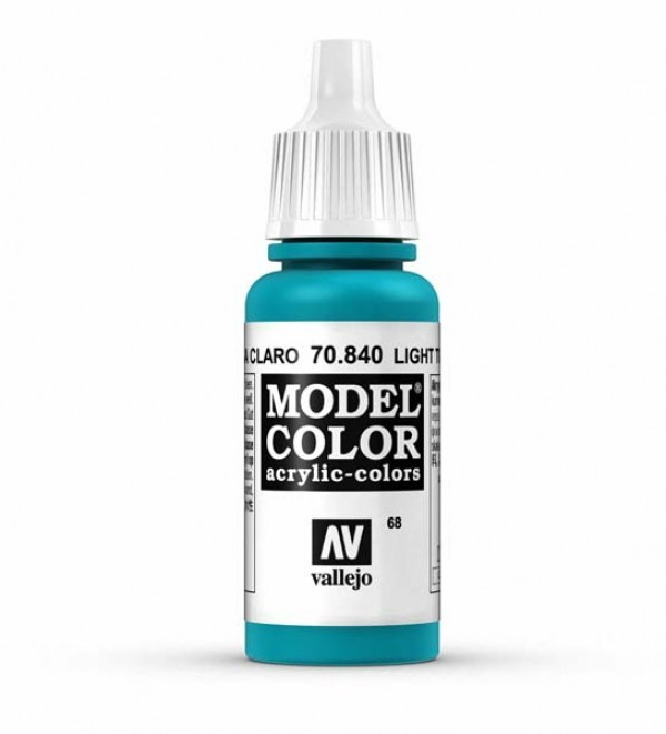 Vallejo Model Color 68 Light Turquoise