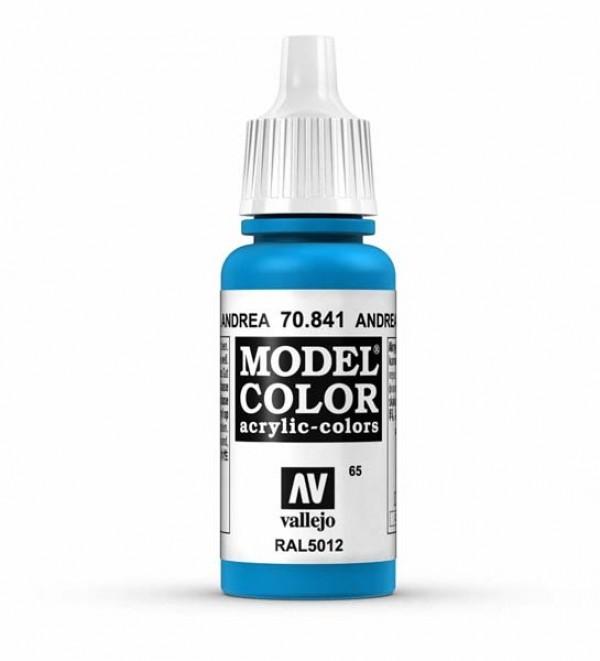 Vallejo Model Color 65 Andrea Blue