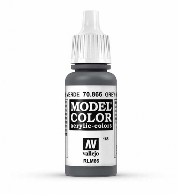 Vallejo Model Color 165 Grey Green