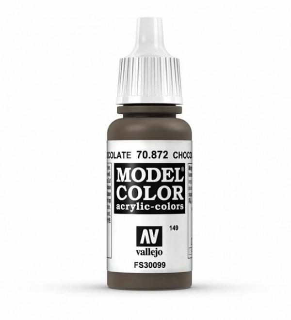 Vallejo Model Color 149 Chocolate Brown