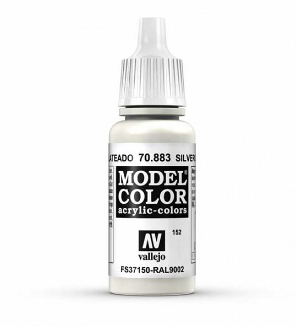 Vallejo Model Color 152 Silvergrey