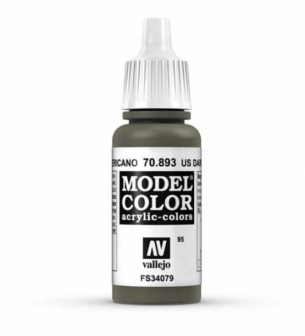 Vallejo Model Color 95 U.S. Dark Green