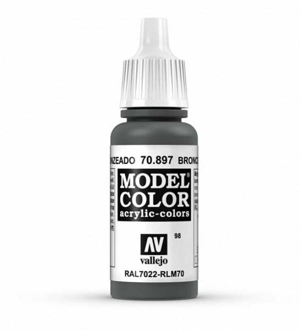 Vallejo Model Color 98 Bronce Green