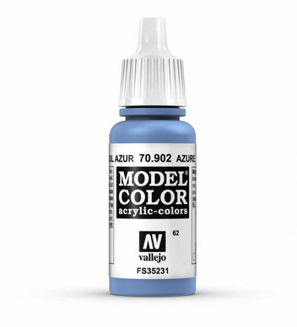 Vallejo Model Color 62 Azure