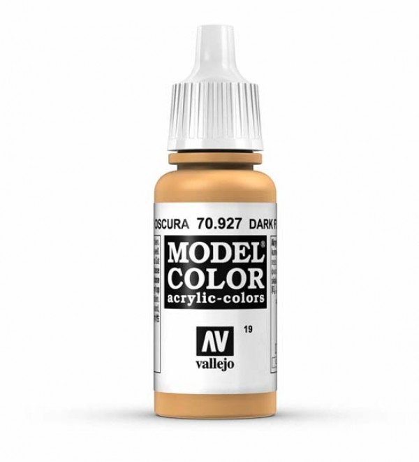 Vallejo Model Color 19 Dark Flesh