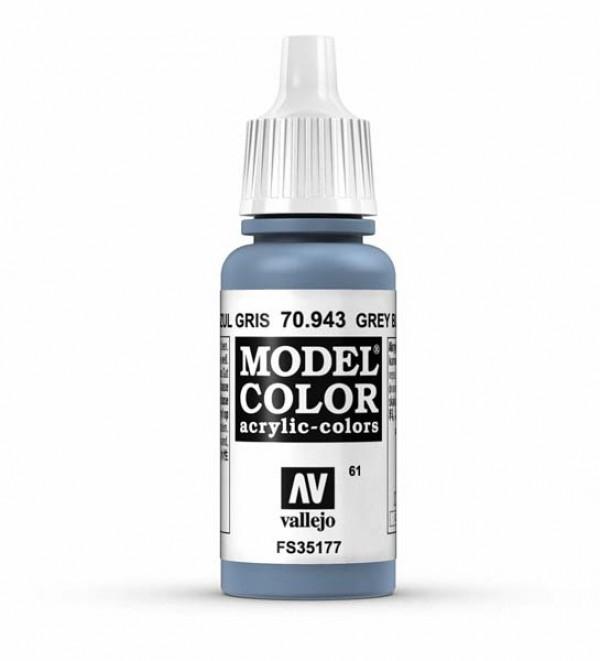 Vallejo Model Color 61 Grey Blue