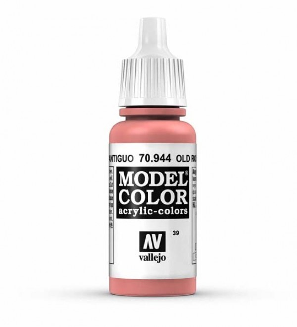 Vallejo Model Color 39 Old Rose