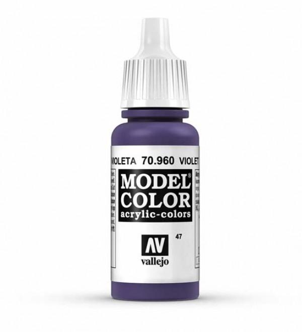 Vallejo Model Color 47 Violet