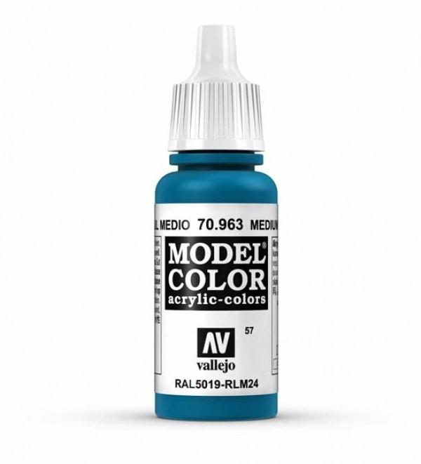 Vallejo Model Color 57 Medium Blue