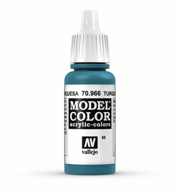 Vallejo Model Color 69 Turquoise