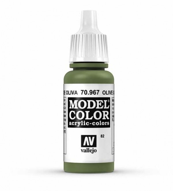 Vallejo Model Color 82 Olive Green