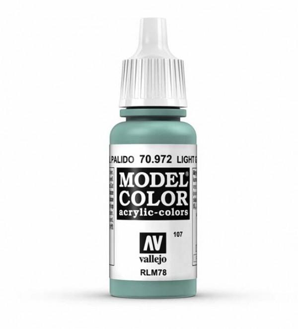 Vallejo Model Color 107 Light Green Blue