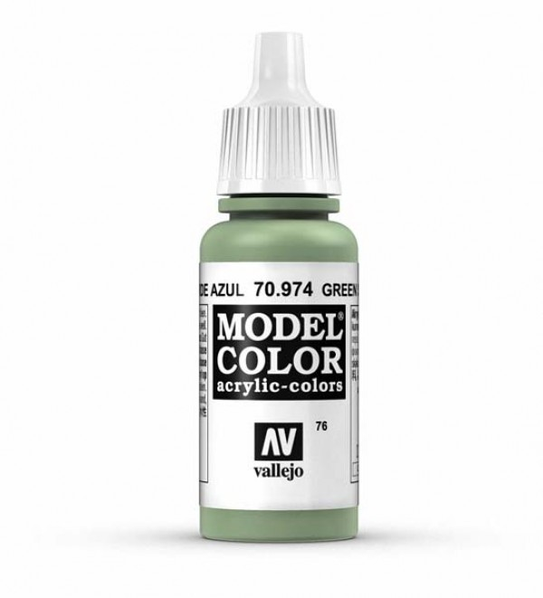 Vallejo Model Color 76 Green Sky