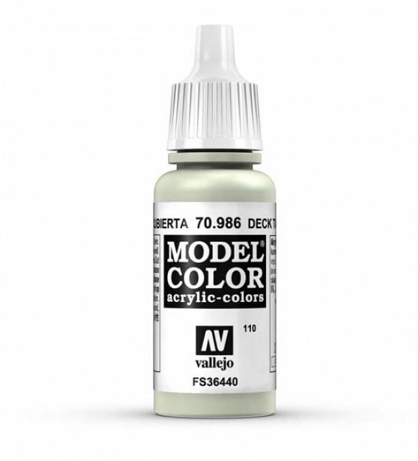 Vallejo Model Color 110 Deck Tan