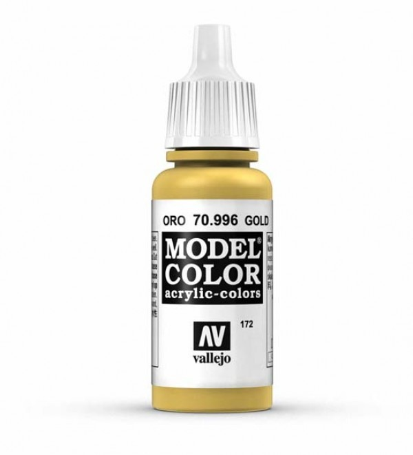 Vallejo Model Color 172 Gold