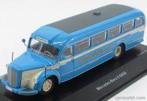 Schuco MERCEDES BENZ O6600 AUTOBUS WANDERFREUND 1953