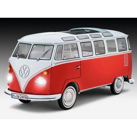 Revell Technik Volkswagen T1 Samba Bus makett