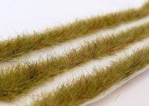 Model Scene Long grass strips - Beige fűszalag