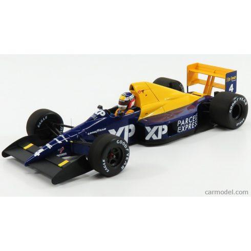 MINICHAMPS  TYRRELL F1 FORD 018 N 4 4th FRENCH GP DEBUT 1989 J.ALESI