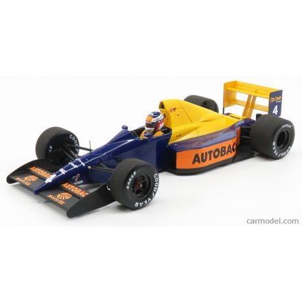 MINICHAMPS  TYRRELL F1 FORD 018 N 4 JAPANESE GP 1989 J.ALESI