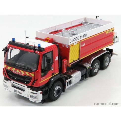 ELIGOR IVECO FIAT TRAKKER TANKER TRUCK 410 CGC 11000 FIRE ENGINE 2017