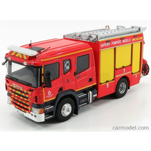 ELIGOR SCANIA P320 CABINE CP31 HIGH-FPTSR HEINIS SDIS 57 TRUCK - SAPEURS-POMPIERS MOSELLE - 2016
