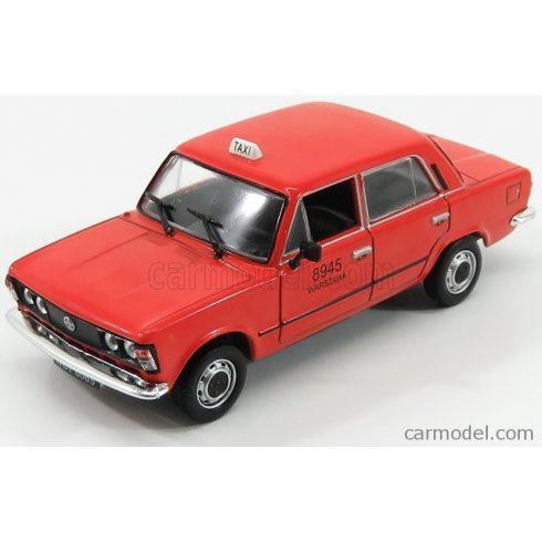 EDICOLA POLSKI FIAT 125P TAXI 8945 WARSZAWA 1969